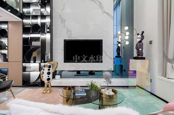 设计师张亮案例-昌海公寓